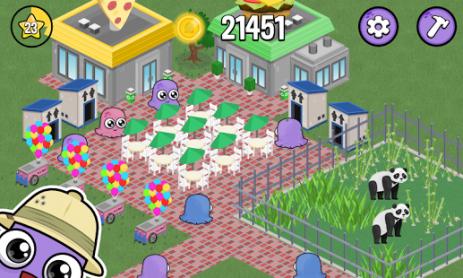 Скриншот Moy Zoo 🐻