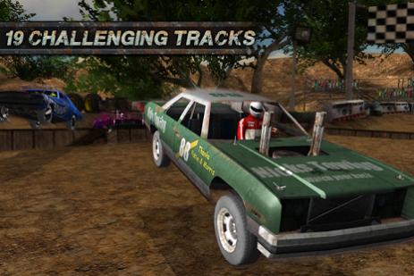 Скриншот Demolition Derby: Crash Racing