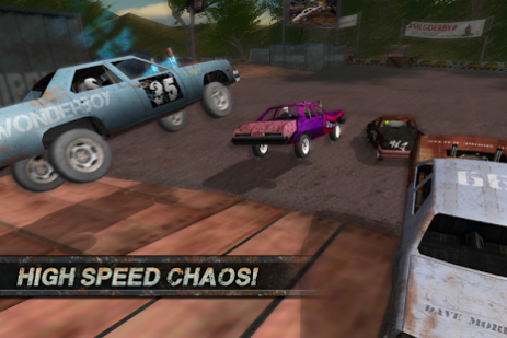 Demolition Derby: Crash Racing | Android
