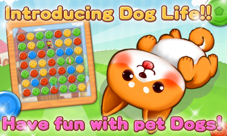 Cute Dog's Life | Android
