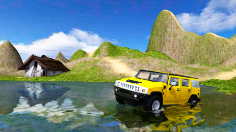 Скриншот Extreme SUV Driving Simulator