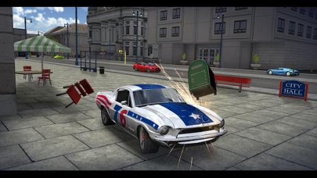 Скриншот Car Driving Simulator: SF