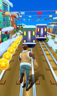 Скриншот Subway Runner