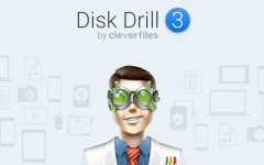 Disk Drill 3 is a program to recover files on Smartphones