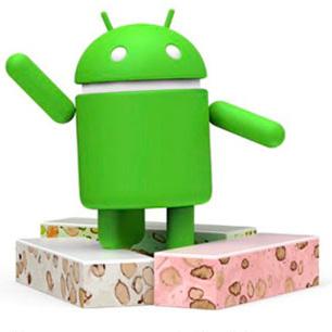 Иконка Android 7.0