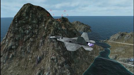Скриншот Air Combat : Sky fighter