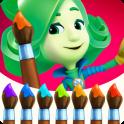 «Фиксики Раскраски для Детей» на Андроид