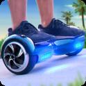 «Серфинг на хувербордах 3D» на Андроид