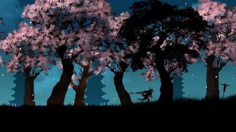 Скриншот Ninja Arashi