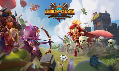 LEGION OF CHAOS | Android