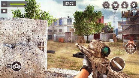 Снайпер Арена: 3Д онлайн шутер | Android