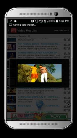 Скриншот HD Video Tube 2