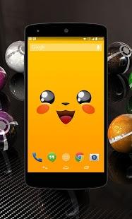 Скриншот HD Wallpaper for Pokemon Fans