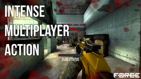 Скриншот Bullet Force