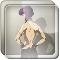 Motoko Parallax Live Wallpaper android