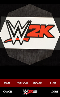 Скриншот WWE 2K16 Creation Studio