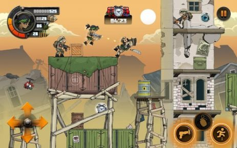 Metal Soldiers 2 | Android
