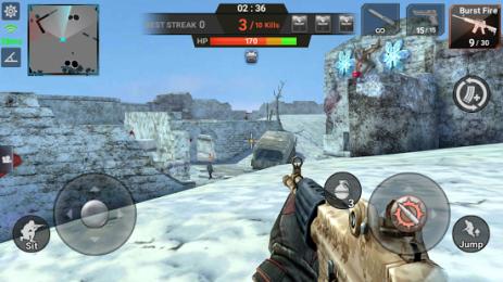 Скриншот Final Shot