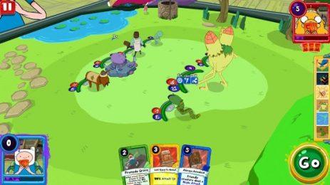 Скриншот Королевство карточных войн