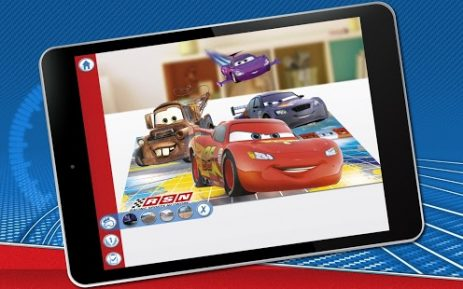 Скриншот Puzzle App Cars