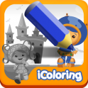 Coloring kids for umizoomi - icon