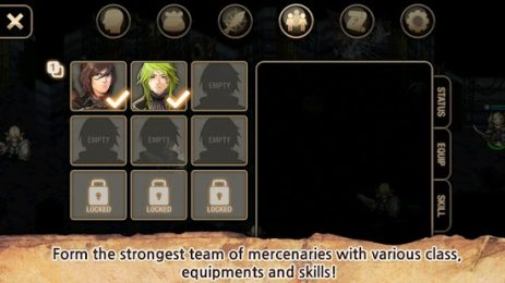 Скриншот Inotia 4