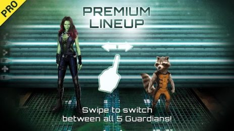 Guardians of the galaxy: LWP | Android