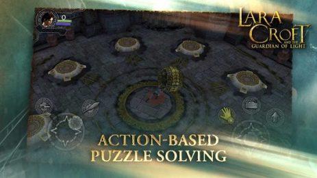 Скриншот Lara Croft: Guardian of Light™