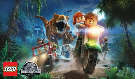 Скриншот LEGO® Jurassic World™