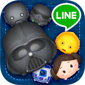 Cover art of «LINE: Disney Tsum Tsum» - icon