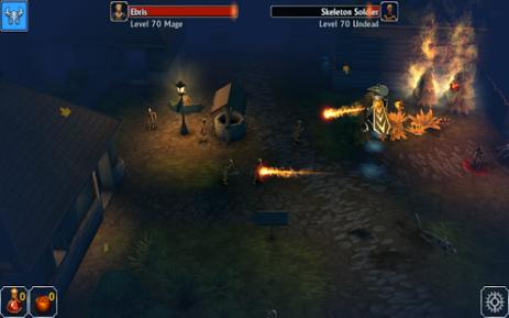 Скриншот Eternium: Mage And Minions
