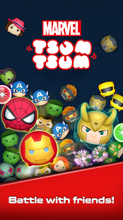 Скриншот MARVEL Tsum Tsum