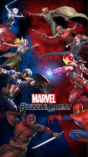 Marvel Puzzle Quest | Android
