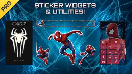 Скриншот Amazing Spider-Man 2 Live WP