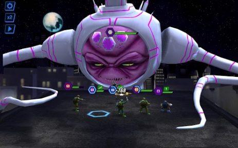 Скриншот Черепашки-Ниндзя: Легенды