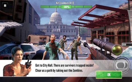 Скриншот Kill Shot Virus