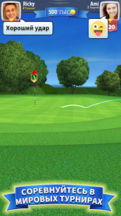 Скриншот Golf Clash