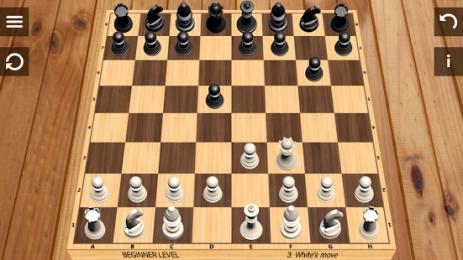 Скриншот Шахматы 1