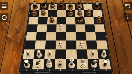 Скриншот Шахматы 2