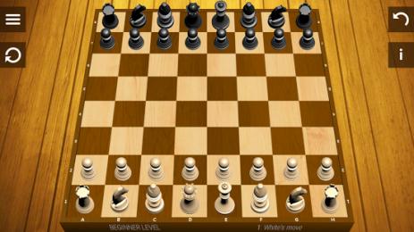 Скриншот Шахматы 3