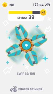 Скриншот Fidget Spinner