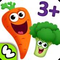 «Смешная Еда 2! Развивающие Игры для Детей Малышей» на Андроид