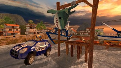 Beach Buggy Racing | Android