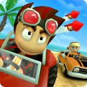 «Beach Buggy Racing» на Андроид