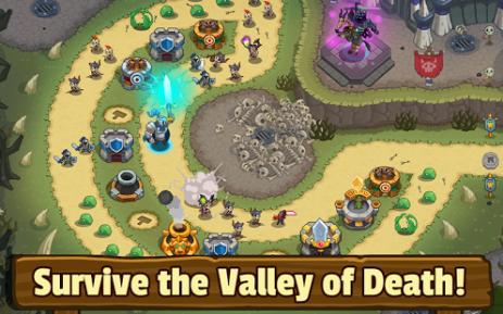 Скриншот Realm Defense: Hero Legends TD
