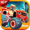 «Blaze Monster Machines» на Андроид