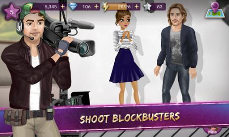 Скриншот Hollywood Story