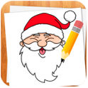 How to Draw Christmas - icon