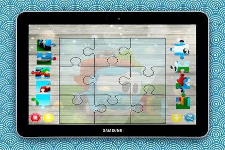 Скриншот лёва мультики головоломка игра