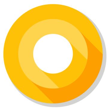 Иконка Android 8.0